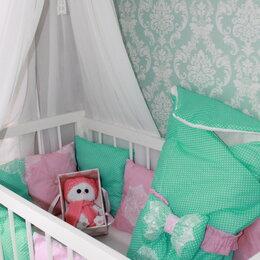 Покрывала, подушки, одеяла - Комплект в детскую кроватку, 0