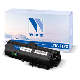 Картриджи - Картридж совм. NV Print TK-1170 черный для…, 0