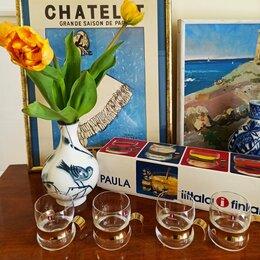 Бокалы и стаканы - Набор для пунша, грога, чая  Iittala, 0