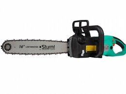 Электро- и бензопилы цепные - Пила цепная электрическая Sturm CC99222 2200Вт, 0