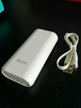 Универсальные внешние аккумуляторы - Power bank Hoco. B35A (5200 mAh), 0
