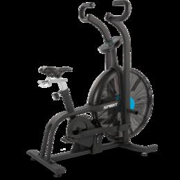 Велотренажеры - Велотренажер Spirit Fitness AB900 AIR BIKE, 0