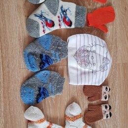 Перчатки и варежки - Зимние аксессуары для девочки, 0