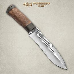 Аксессуары и комплектующие - Нож Скорпион Златоуст из стали 50х14мф орех, 0