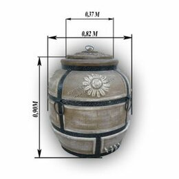 Тандыры - Тандыр Барельеф - Для лепешек электрический, 0