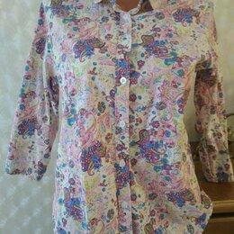 Блузки и кофточки - блузки рубашки блейзер огурцы хлопок, 0