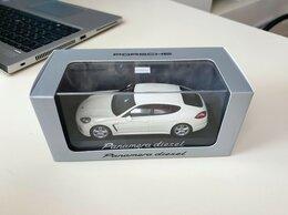Модели - Porsche Panamera diesel 2012 1/43 Minichamps…, 0