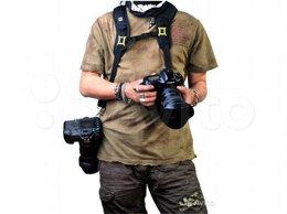 Аксессуары для экшн-камер - Разгрузка Двойной скоростной ремень для 2 камер, 0