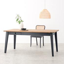 Столы и столики - Стол обеденный  из дуба, 0