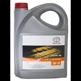 Масла, технические жидкости и химия - Масло Моторное Синтетическое Toyota Premium Fue..., 0