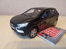 Модели - Модель автомобиля LADA XRay Black, 0
