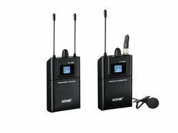 Радиосистемы и радиомикрофоны - Acemic DV-100 беспроводной микрофон для камемры, 0