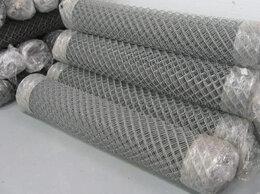 Заборчики, сетки и бордюрные ленты - Сетка рабица оцинкованная Бронницы, 0