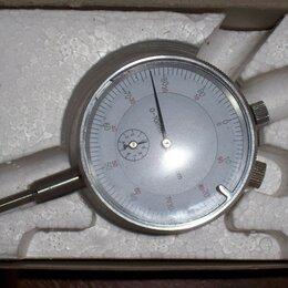 Измерительные инструменты и приборы - индикатор часового типа ИЧ-10 для измерения относительных линейных размеров, 0