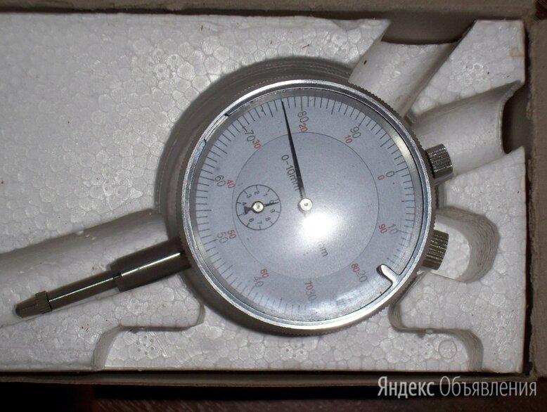 индикатор часового типа ИЧ-10 для измерения относительных линейных размеров по цене 1200₽ - Измерительные инструменты и приборы, фото 0