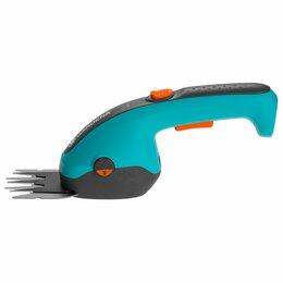 Ножницы и кусторезы - Ножницы аккумуляторные для травы GARDENA…, 0