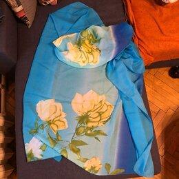 Шарфы и платки - Тонкий шифоновый шарфик, 0