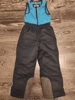 Полукомбинезоны и брюки - Штаны с грудкой зимние Futurino 110, 0