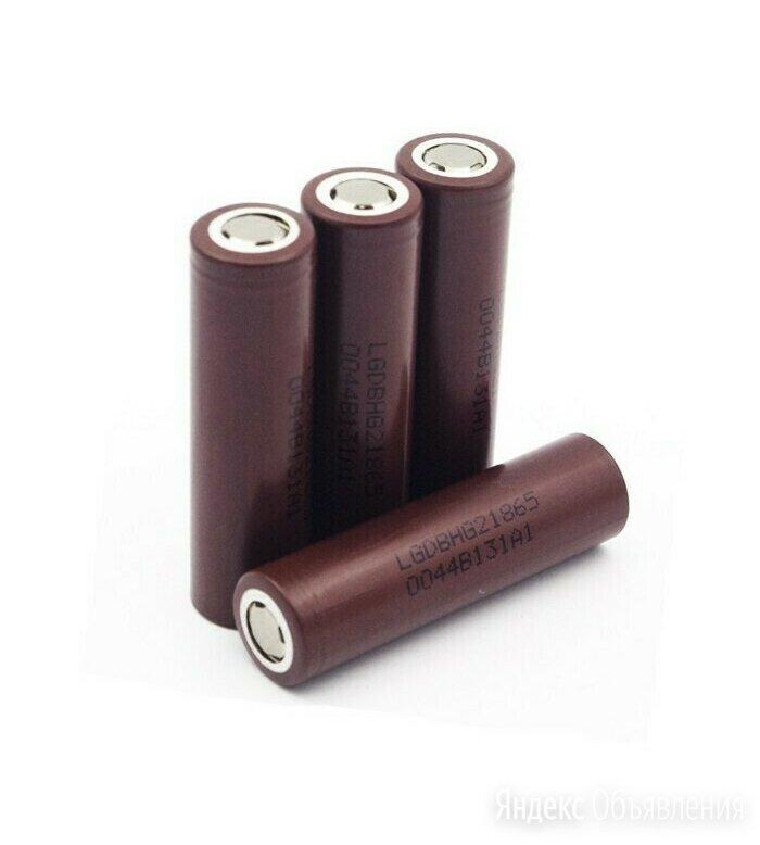 Высокоток-Аккумуляторы 18650 Lg 3000mAh по цене 299₽ - Блоки питания, фото 0