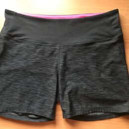 Шорты и юбки - Шорты спортивные женские H&M размер L, 0