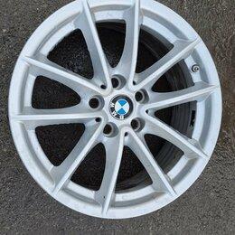 Шины, диски и комплектующие - Диски литые бу BMW 5 30 2019 R17 5x112 4-2-1шт подбор, 0