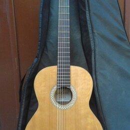Акустические и классические гитары - Классическая гитара Kremona, 0