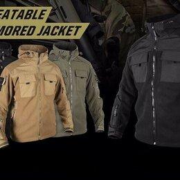 Толстовки - Тактическая флисовая куртка 726, 0