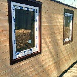 Готовые строения - Утеплённый дачный домик полностью из вагонки., 0