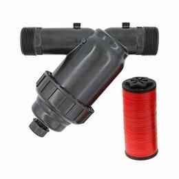 """Фильтры для воды и комплектующие - Бытовой дисковый разборный фильтр CEPEX 130 мкм 1"""", 0"""