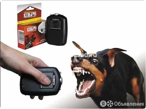 Ультразвуковой отпугиватель бродячих собак Кобра средство защиты по цене 1490₽ - Аксессуары для амуниции и дрессировки , фото 0
