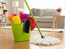 Бытовые услуги - Уборка квартир, домов, офисов, 0