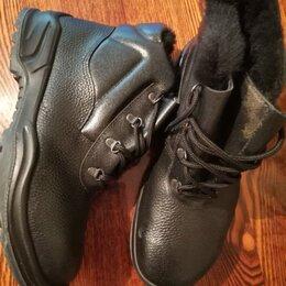 Ботинки - Утепленные ботинки, 0