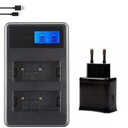 Аккумуляторы и зарядные устройства - Зарядное устройство NP-W126 USB на 2…, 0