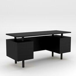Мебель для учреждений - Стол для руководителя, 0