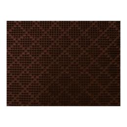 Садовые дорожки и покрытия - Покрытие щетинистое Baltturf Ромб 237 Темный шоколад 0,9x15 м, 0
