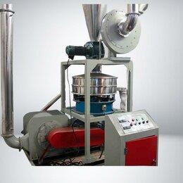 Производственно-техническое оборудование - Мельница роторная для измельчения пластика и других отходов, 0
