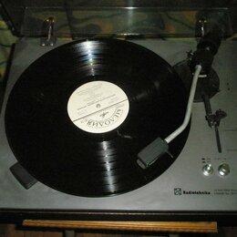 Проигрыватели виниловых дисков - проигрыватель радиотехника эп 101 стерео, 0