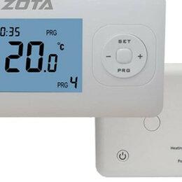 Аксессуары и запчасти - Термостат ZOTA ZT-02W (беспроводной), 0