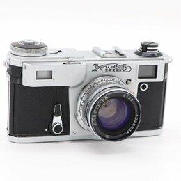 Пленочные фотоаппараты - КИЕВ 4 ам (плёночный дальномерный фотоаппарат), 0