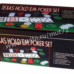 Настольные игры - Набор для игры в покер, 0