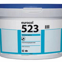 Строительные смеси и сыпучие материалы - Клей Forbo 523 Eurostar Tack EC токопроводящий, 12 кг, 0