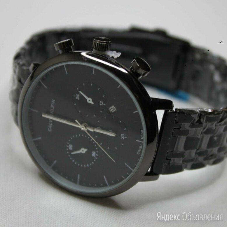 Мужские часы Calvin Klein по цене 1400₽ - Наручные часы, фото 0