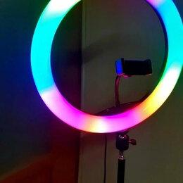 Осветительное оборудование - 💣💣 НОВАЯ Цветная селфи лампа 33с, 0