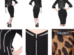 Платья - Платье новое Dolce&Gabbana Италия 42 44 S 38…, 0