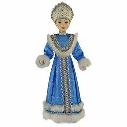 Новогодние фигурки и сувениры - Фигурка Снегурочка под елку новогодняя кукла в…, 0