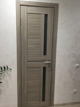 "Межкомнатные двери - Дверь межкомнатная экошпон ""2С1М"" грей, 0"