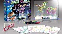 Фигурки и наборы - Доска для рисования 3Д, 0