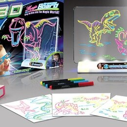 Игровые приставки - Доска для рисования 3Д, 0