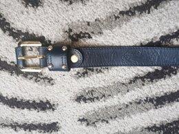 Ремни и пояса - Ремень кожаный Италия Alviero Martini, 0