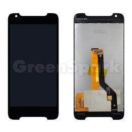 Дисплеи и тачскрины - Дисплей для HTC Desire 628 Dual sim + тачскрин (черный), 0